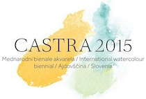 International watercolour biennial Castra- Slovenia 2015